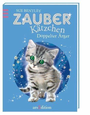 Gebundenes Buch »Doppelter Ärger / Zauberkätzchen Bd.4«