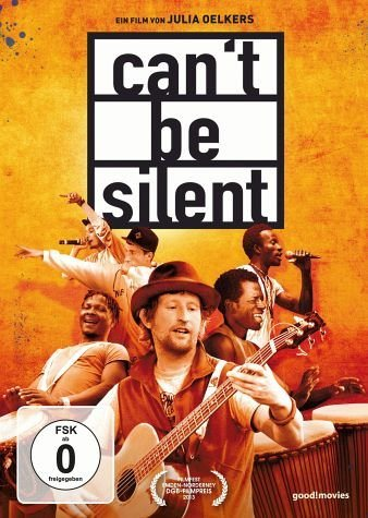 DVD »Can't Be Silent«