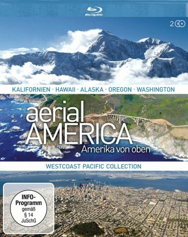 Blu-ray »Aerial America - Amerika von oben:...«