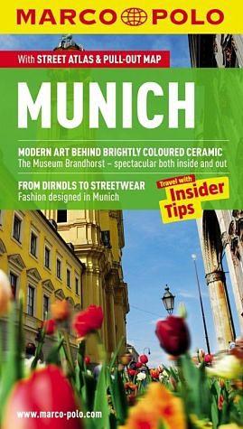 Broschiertes Buch »MARCO POLO Reiseführer München englisch«