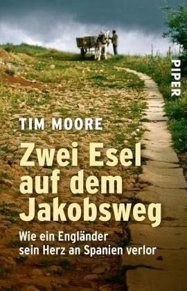Broschiertes Buch »Zwei Esel auf dem Jakobsweg«
