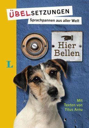 Broschiertes Buch »Langenscheidt Hier bellen - Übelsetzungen«