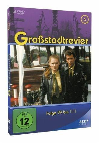 DVD »Großstadtrevier - Box 06 Episoden 99-111 DVD-Box«