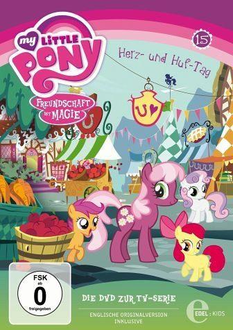DVD »My Little Pony - Freundschaft ist Magie, Folge 15«