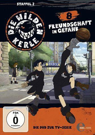 DVD »Die Wilden Kerle 8 - Freundschaft in Gefahr«