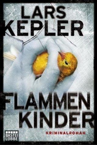 Broschiertes Buch »Flammenkinder / Kommissar Linna Bd.3«