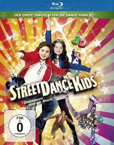 Blu-ray »StreetDanceKids - Gemeinsam sind wir Stars...«