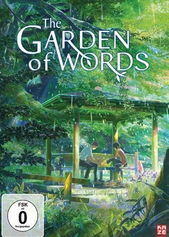 DVD »The Garden of Words«