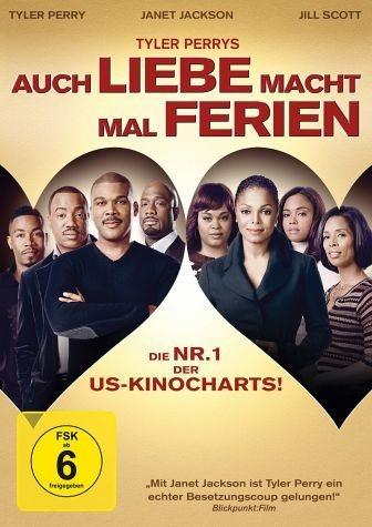 DVD »Auch Liebe macht mal Ferien«