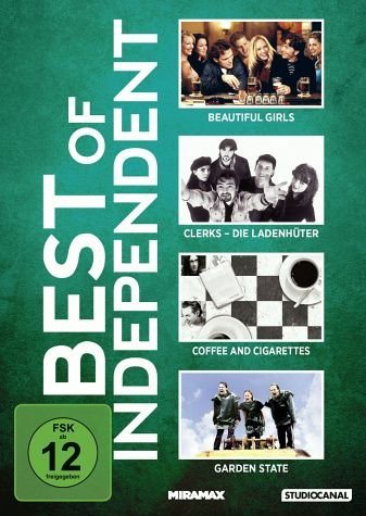 DVD »Best of Independent: Beautiful Girls / Clerks...«