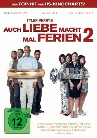 DVD »Auch Liebe macht mal Ferien 2«