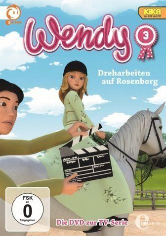 DVD »Wendy - Dreharbeiten auf Rosenborg«
