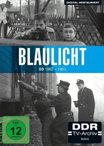 DVD »Blaulicht - Box 3 (2 Discs)«