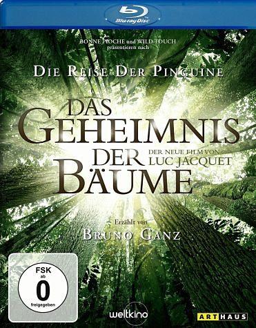 Blu-ray »Das Geheimnis der Bäume«