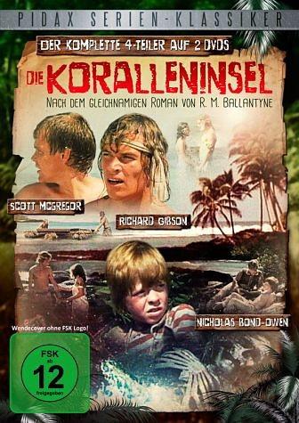 DVD »Die Koralleninsel«