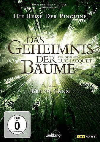 DVD »Das Geheimnis der Bäume«