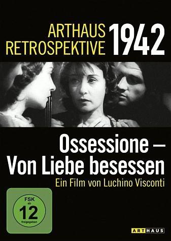 DVD »Arthaus Retrospektive 1942 - Ossessione - Von...«