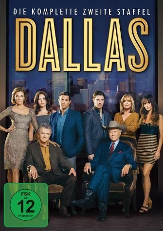 DVD »Dallas – Die komplette 2. Staffel (4 Discs)«