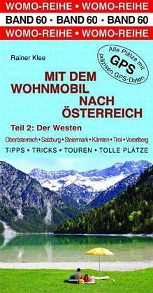 Broschiertes Buch »Mit dem Wohnmobil nach Österreich«