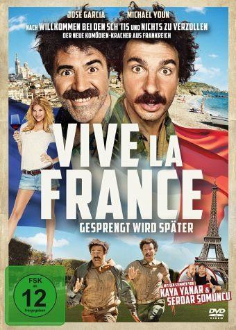 DVD »Vive la France - Gesprengt wird später«