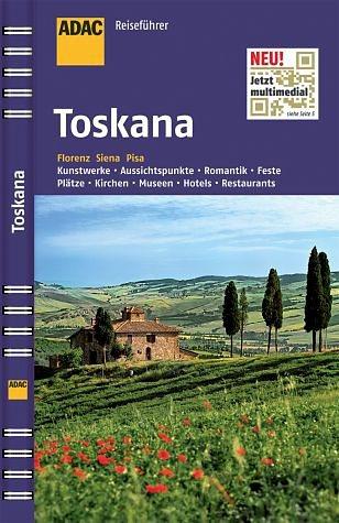 Broschiertes Buch »ADAC Reiseführer Toskana«