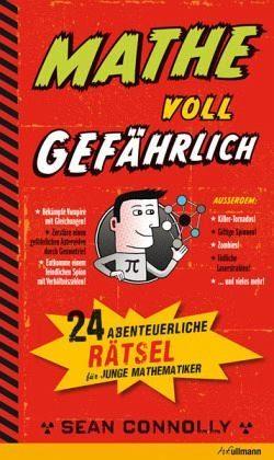 Gebundenes Buch »Mathe - voll gefährlich«
