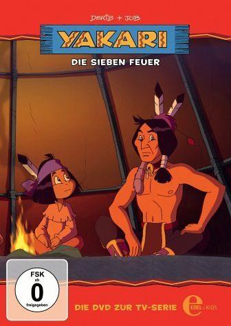 DVD »Yakari - Die sieben Feuer«