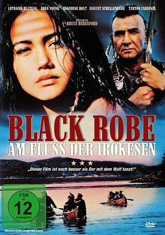 DVD »Black Robe - Am Fluß der Irokesen«