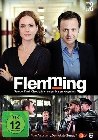 DVD »Flemming - Staffel 2«