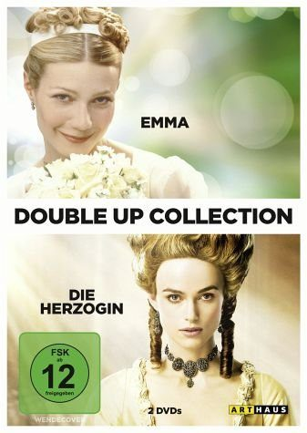 DVD »Double Up Collection: Emma / Die Herzogin (2...«