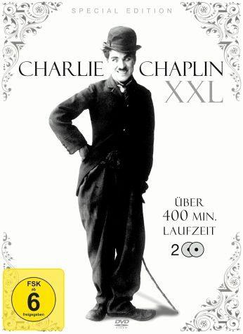 DVD »Charlie Chaplin - Charlie Chaplin XXL (2 Discs)«