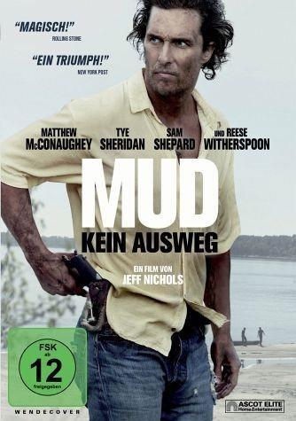DVD »Mud - Kein Ausweg«