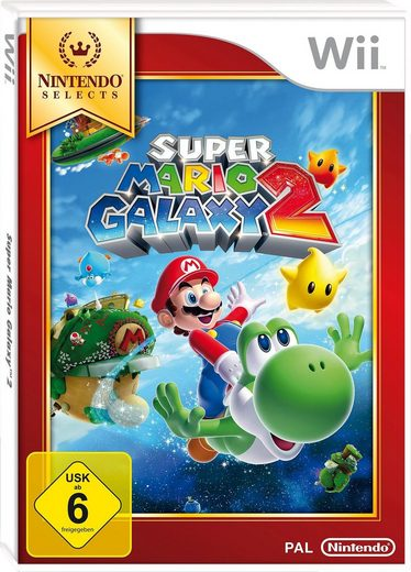 Super Mario Galaxy 2 Nintendo Wii U