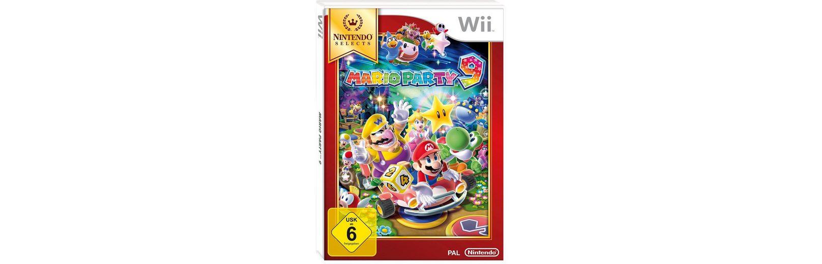 Mario Party 9 Nintendo Selects Wii