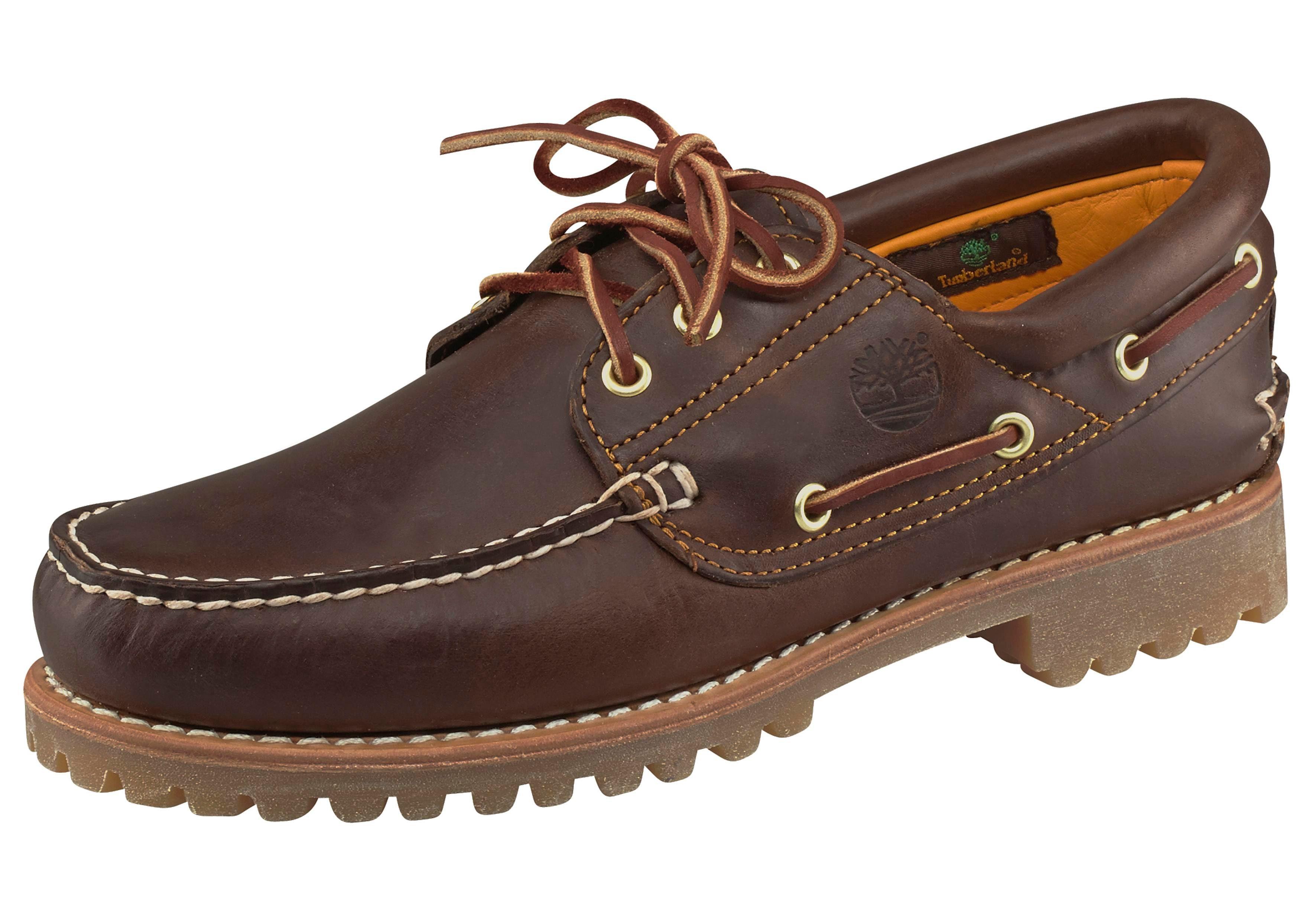 Timberland »3 Eye Classic Lug« Bootsschuh kaufen | OTTO