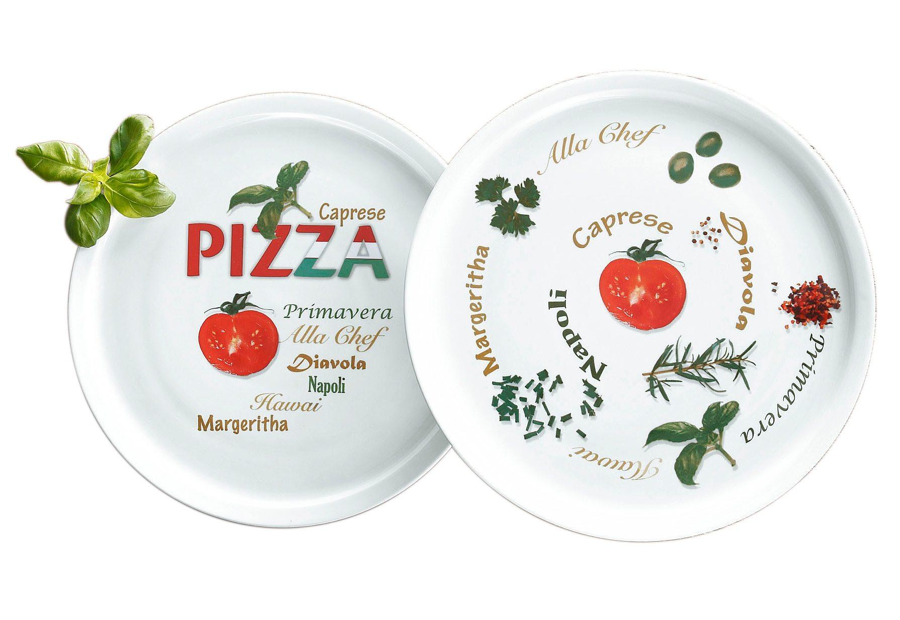 Pizzateller, Retsch Arzberg (6tlg.)