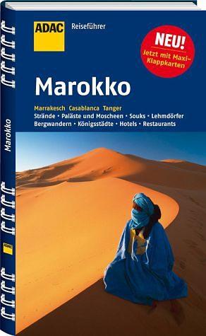 Broschiertes Buch »ADAC Reiseführer Marokko«
