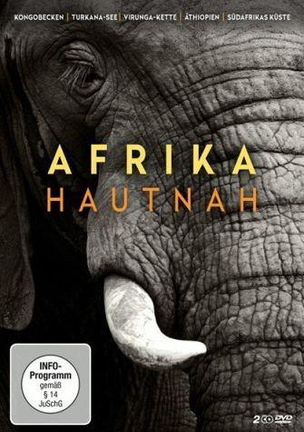 DVD »Afrika hautnah (2 Discs)«