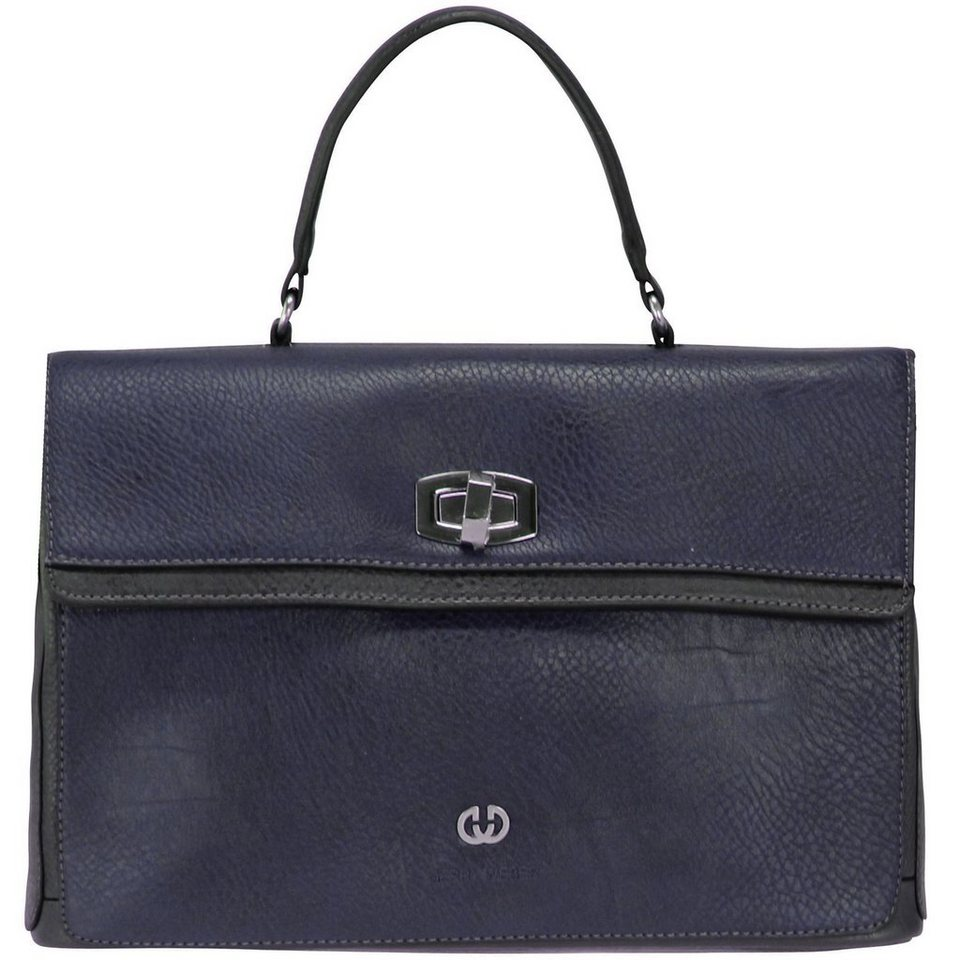 Gerry Weber Hometown Henkeltasche 33 cm in dark blue