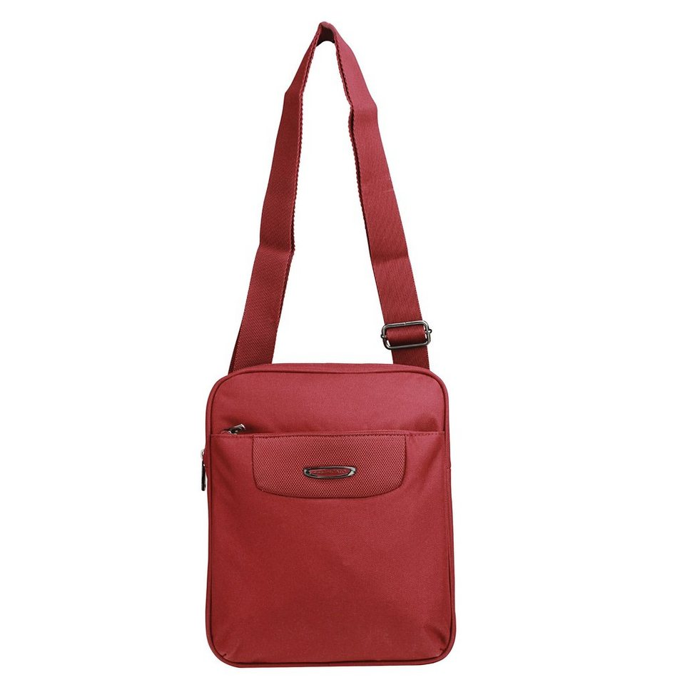 Roncato Easy Office Umhängetasche 26 cm in rosso