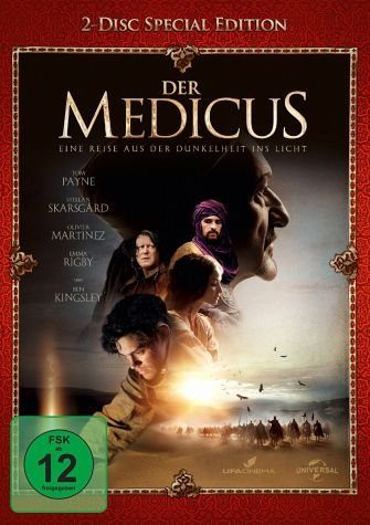 DVD »Der Medicus (Limited Special Edition, 2 Discs)«