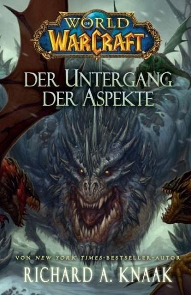 Gebundenes Buch »Der Untergang der Aspekte / World of Warcraft...«