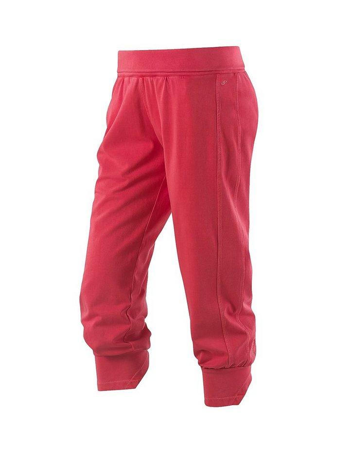 JOY sportswear 3/4-Hose »ELISA« in tango