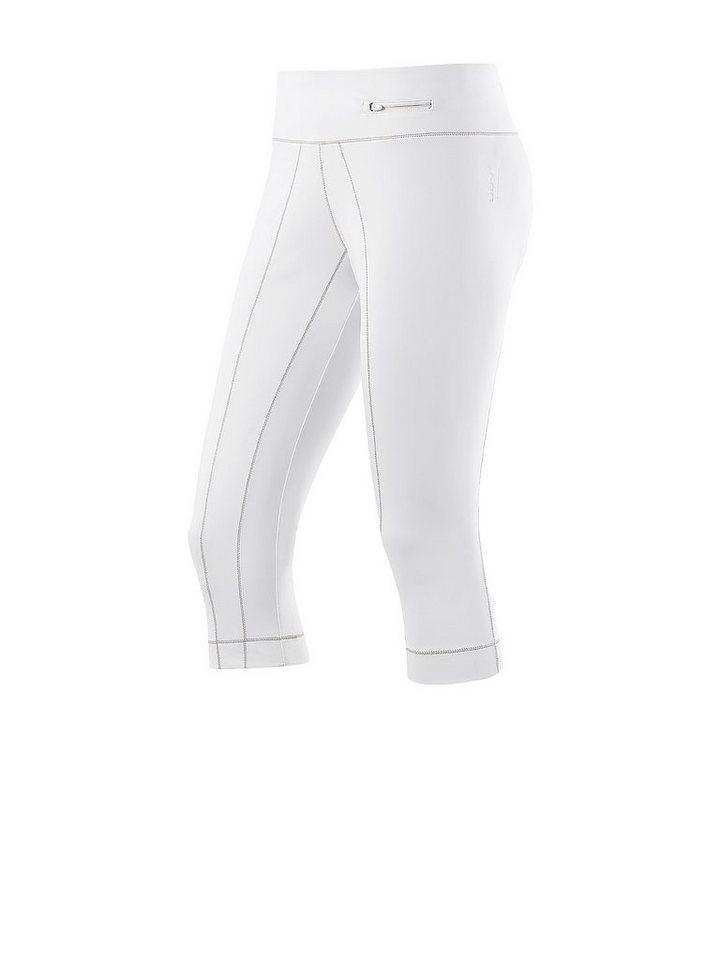 JOY sportswear 3/4-Hose »SOPHIE« in white
