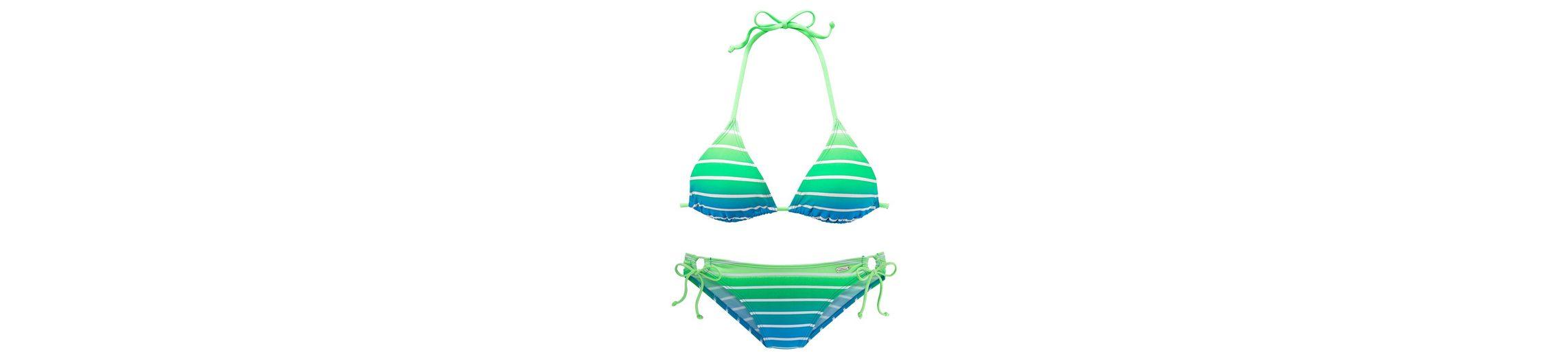 Venice Beach Triangel-Bikini in Neonfarben Zuverlässig Auf Heißen Verkauf Freiraum 100% Original HdWvt0