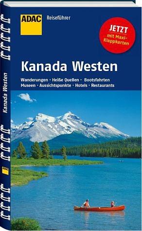 Broschiertes Buch »ADAC Reiseführer Kanada Westen«