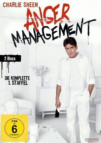 DVD »Anger Management - Die komplette 1. Staffel (2...«