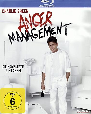 Blu-ray »Anger Management - Die komplette 1. Staffel«