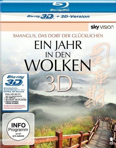 Blu-ray »Ein Jahr in den Wolken (Blu-ray 3D)«