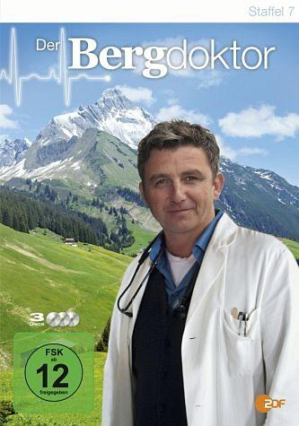 DVD »Der Bergdoktor - Staffel 7 (3 Discs)«